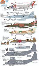 Wolfpak Decals 72-112 Devils Fork  Douglas  Boeing Hornet Thunderbolt Phantom