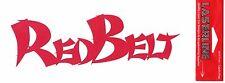 Laserline - Red Belt Scrapbooking Laser Cut Karate Tae Kwon Do