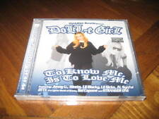 Chicano Rap CD Doll-E Girl - To Know Me Is To Love Me - Stranger One JV Synful
