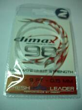 CORTLAND CLIMAX 98 TRUCHA 9' x 5 x Pesca Con Mosca Líderes x 2 ><))))) >