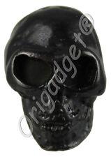 Loose Studs Skull Big Black Bag of 10 Skull Stud Btbn