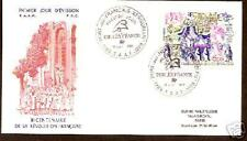 FRENCH ANTARCTIC BI-CENTENARY 1989 1 Value FIRST DAY COVER