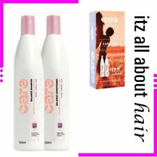 Fine Hair NAK Shampoos