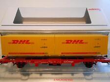 "Märklin 47705 Containerwagen ""DHL"" der DB, NEU"