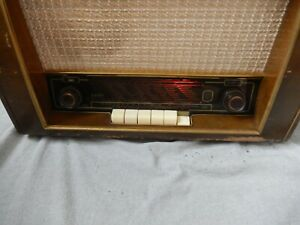SABA Wildbad GW Röhrenradio 1953