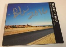 Signed by Artist - The Bicycle Thief (Cd) Very Good