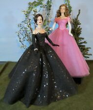"""NEW! """"DEBUTAUNT"""" SEWING PATTERN A 1950'S EVENING GOWN FOR TONNER TYLER BODY"""