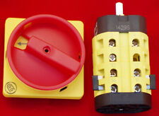 Up/Down Rotary Switch for RAV Lifts 3PH 518245