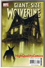 WOLVERINE #1 Giant-Size, NM+, David Lapham, Blood, 2006, more in store