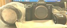 Sony Alpha A7 III 24.2MP Camera - Black Kit with FE 28-70 mm F3.5-5.6 *NEW*
