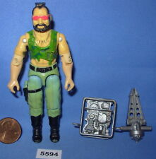 1985 RIPPER Dreadnok GI Joe 3.75 inch Figure
