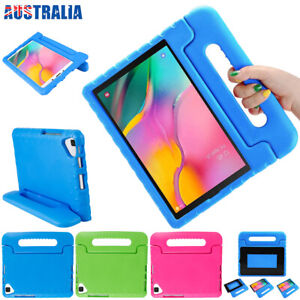 For Samsung Galaxy Tab A 8 2019 T290/T295 EVA Case Shockproof Handle Stand Cover