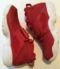 0046fbc6a0 Nike Men Air Diamond Turf Size 10.5 309434 600 Red White Deion Sanders  Primetime