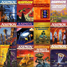 The Greater FOUNDATION Series By Isaac Asimov (17+ audiobook collection)
