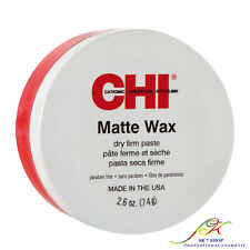 CHI Matte Wax 74g/2.6oz. (Dry Firm Paste) + FREE TRACKED