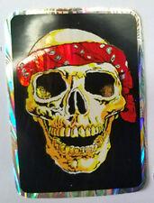 Skull Stickers (Variety) (NEW) - Lot of 3