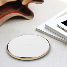 Innovation 2020 New 10w QI wireless fast charger apple and android!
