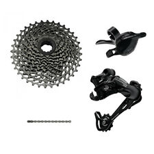 SRAM X5 Drivetrain 10 Speed Groupset 4 pcs