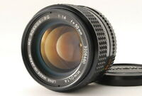 [NEAR MINT] Minolta MC ROKKOR-PG MF Lens 50mm F/1.4 from Japan #EID