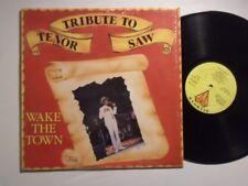 TENOR SAW Tribute DIAMOND LP Digi Roots Reggae HEAR T98