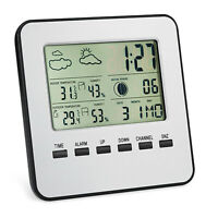 Outdoor Indoor_Digital Thermometer Hygrometer Temperature Humidity With 1 Sensor