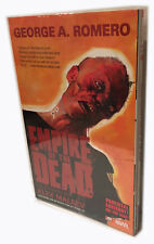 US comicpack George Romero's Empire of dead TP 1-3 Marvel Anglais