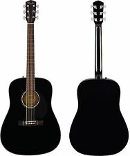 Fender CD-60S Acoustic Guitar (Black)