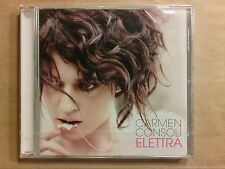 CD / CARMEN CONSOLI / ELLETRA / NEUF SOUS CELLO
