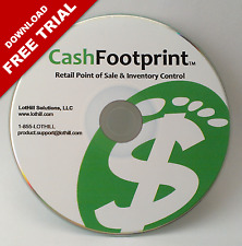 Point of Sale POS SOFTWARE with Inventory & Customers for Retail - CashFootprint