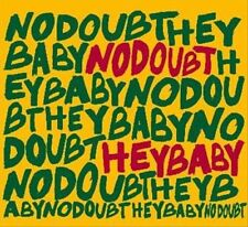 No Doubt, Hey Baby, Excellent Import,Single