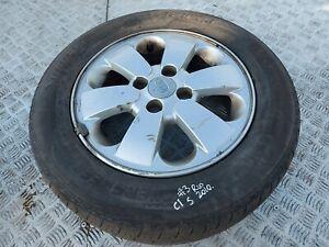 Kia rio 2010 14in alloy wheel #s3 c1