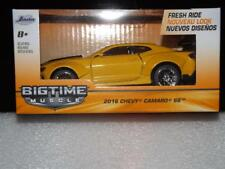 JADA 2016 CHEVY CAMARO SS 1:32 SCALE DIE CAST  MUSCLE CAR! GORGEOUS!