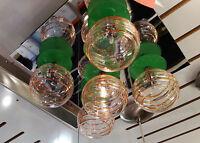 Wohnzimmer Deckenleuchte Design Chrom Decken Leuchte Esszimmer Spot Küchen Lampe