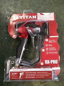 Titan Airless Spray Gun RX-Pro