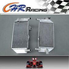 Aluminum radiator FOR HONDA CRF250 CRF250R 2010 2011 2012 2013 10 11 12 13