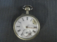 Ancienne montre à gousset à reviser vieux bijoux french antique watch