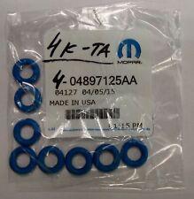 Mopar 04897125AA Fuel Injector O-Ring 1 set (Upper Lower (2 pcs))