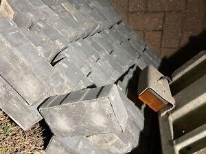 280 Blue Block Paving Bricks
