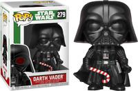Star Wars - Darth Vader Holiday Pop! Vinyl - FUNKO New