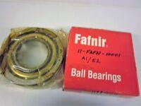 FAFNIR 7316WNSU ANGULAR CONTACT BEARING 7316 WN SU 80x170x39 mm USA