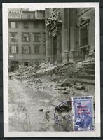 Italia 1966 Cartolina Maximum 100% Firenze Alluvione, RICORDO