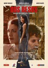 DOS BESOS NUEVA Y SELLADA DVD PELICULA PERUANA CINE PERUANO STOCK EN USA