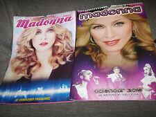 MADONNA - 2014 & 2015 Calendar X 2  ( MDNA , Rebel Heart )