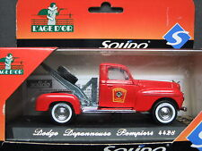 Solido Age d'Or  Dodge Wrecker 1/43 Scale - Boston Fire Dept 4428