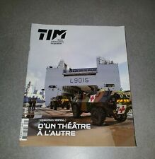 LIVRE ARMEE MILITAIRE 2013 TIM TERRE INFORMATION MAGAZINE OPERATION SERVAL
