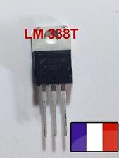 LM338T LM338 Régulateur TO220 1.2 37v 1.5A