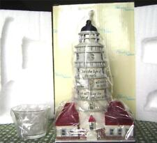 "SPIRITUAL BLESSINGS    # 03935 ""RAY OF LIGHT"" LIGHTHOUSE TEALIGHT NEW in BOX"