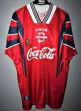 NORWAY NORGE 1996/1997 HOME FOOTBALL SOCCER SHIRT JERSEY MAGLIA  ADIDAS #13