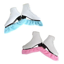 2 Pair Ice Skate Guards - Figure Hockey Skating Blades Covers for Adult Kids