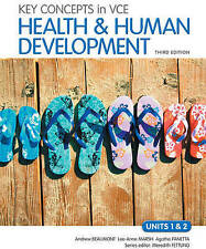 Key Concepts in VCE Health and Human Development Units 1&2 by Lee-A…